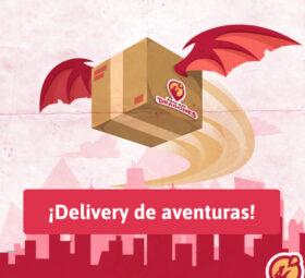 delivery de aventuras